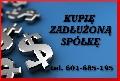 Skup i sprzedaż Spółek oraz Jednoosobowych Działalności Gospodarczych. Optymalizacja Spółek/JDG w kontekście antywindykacji/obrony przed art. 233/299/586 K.s.h.Blokowanie powództwa o zapłatę wytoczonego Spółce przez wierzycieli, celem ochrony Zarządu przed skutkami art. 299 K.s.h.Chcesz sprzedać Spółkę lub JDG? Może interesuje Cię zakup gotowej Spółki lub proces rejestracji?Doradztwo Kryzysowe i Restrukturyzacyjne w Zakresie Ochrony Członków Zarządu.Ochrona majątku poprzez optymalizację procesu rejestracji Spółki.Ograniczenie ryzyka skutków działań przed i pokontrolnych.Odtwarzanie dokumentacji Spółek/JDG przez nowo powołany Zarząd zgodnie z Ustawą o Rachunkowości.Doradztwo w zakresie art. 233/299/586 Kodeksu Spółek Handlowych www.fabrykakreatywna.com biuro@fabrykakreatywna.com mobile: 601-685-195
