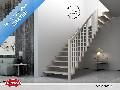 Rintal Polska, wiodący producent SCHODÓW do wnętrz organizuje PROMOCJĘ: W styczniu montaż schodów oraz obłożeń schodów betonowych zakupionych wraz z poręczami za darmo! Szczegóły oraz wzbogacona o nowe modele schodów oferta Rintal dostępna jest na naszej STRONIE INTERNETOWEJ www.rintal.pl. Nasi doradcy są do dyspozycji na terenie całego kraju. Umów się na BEZPŁATNY POMIAR !www.rintal.pl k.prabucka@rintal.pl+48 58 532 42 55